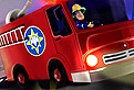 Pompieriul Sam pe Autospeciala