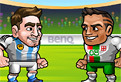 Aventuri cu Mesi si Ronaldo