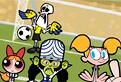 Fotbal cu Billy si Mandy