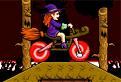 Halloween pe Motocicleta