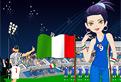 Italia Fan Dressup