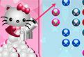 Sparge Baloane cu Hello Kitty