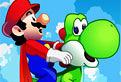 Aventuri cu Mario si Yoshi