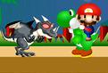 Super Mario in Ben 10 World