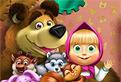 Jucariile, Masha si Ursul