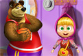 Masha and the Bear Dress Up
