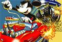 Cu Mickey la Curse