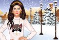 Selena Gomez in Hainute de Iarna