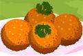Mozzarella Risotto Ball