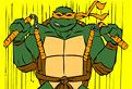 Testoasele Ninja Michelangelo
