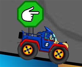 Sonic Truck Ride 3