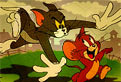 Tom si Jerry Puzzle