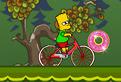 Bart Simpson Biciclistul