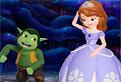 Printesa Sofia si Trolul in Puzzle