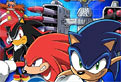 Sonic X in Puzzle
