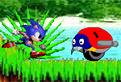 Sonic in Insula Ingerilor