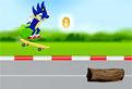 Sonic Skating