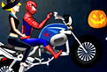 Aventuri cu Spider-Man de Halloween