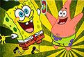 Actiune cu Spongebob si Patrik