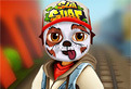 Tatuaj Temporar cu Jake din Subway Surfers