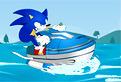 Sonic pe Jet Ski 2