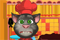 Gateste cu Talking Tom