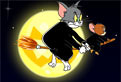 Aventuri cu Tom si Jerry de Halloween