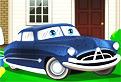 Barbie si Doc Hudson din Cars