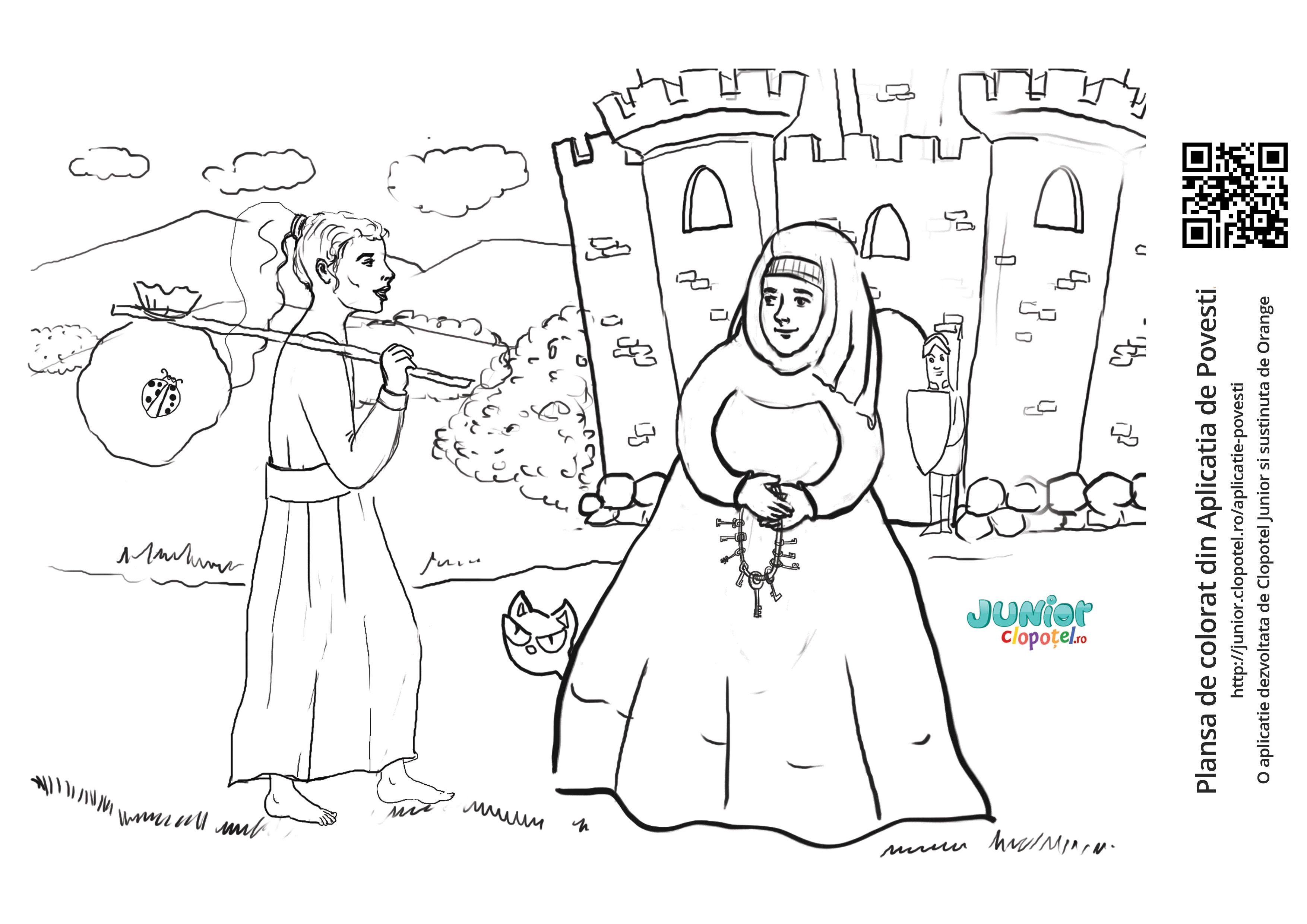 Printesa alungata de imparat