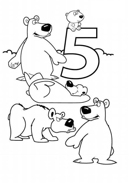 Cinci ursi