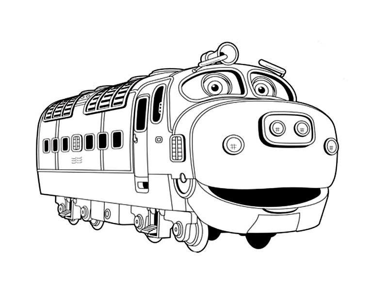 Trenul Brewster