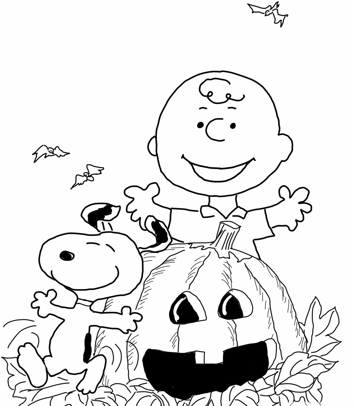 Halloween cu Charlie Brown si Snoopy Show