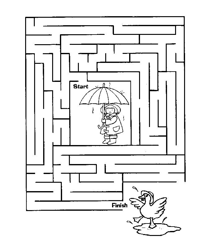 Labirintul fetitei
