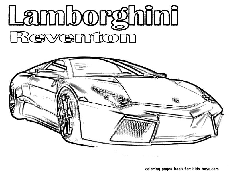 gta 5 cars coloring pages - photo #28