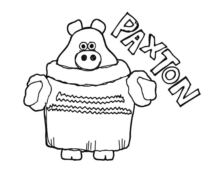 Purcelusul Paxton din Timmy Time