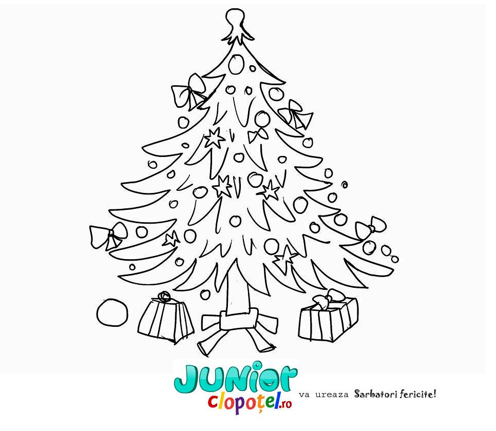 Sarbatori Fericite de la Junior Clopotel!