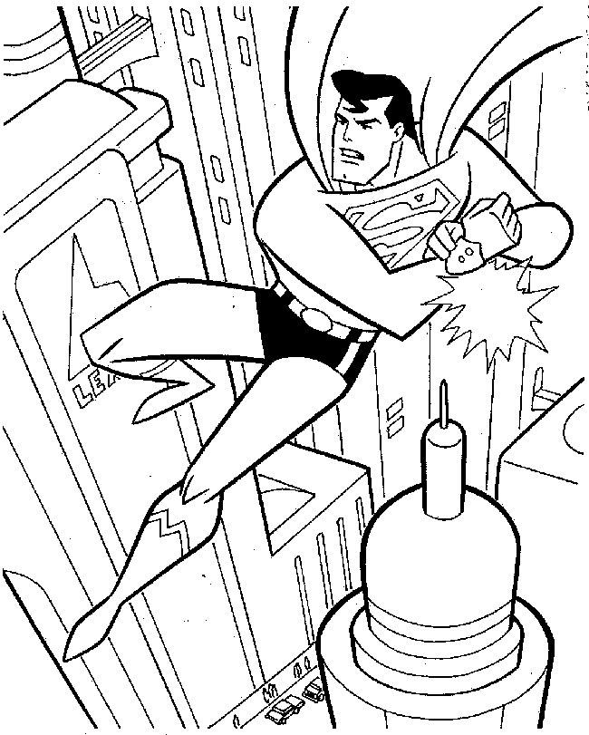 Superman si tehnologia