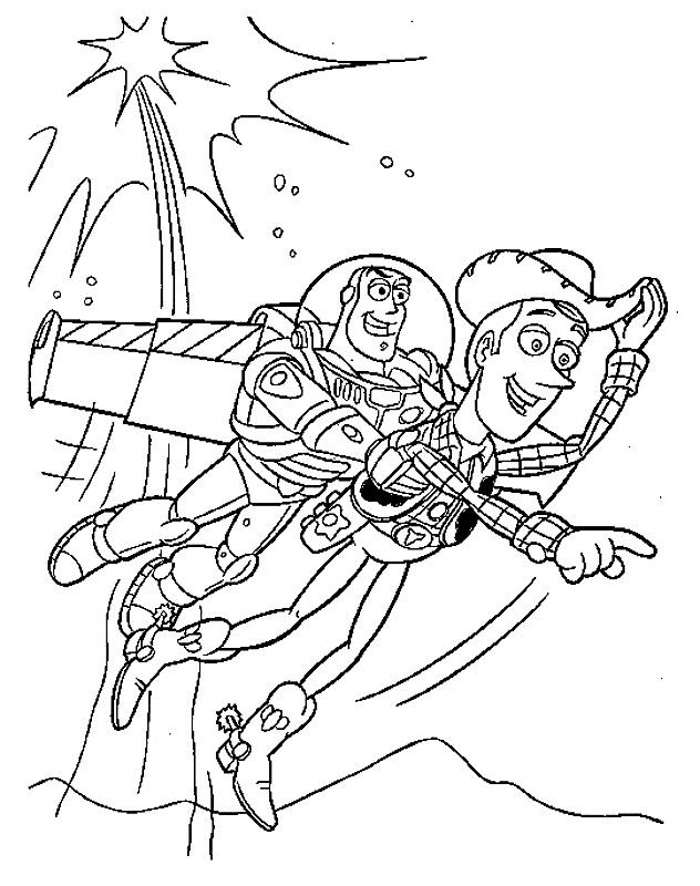 Woody si Buzz