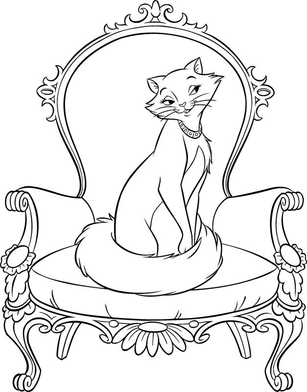 Ducesa Din The Aristocats