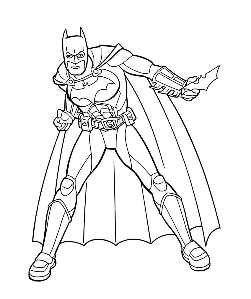 Batman Este Cavalerul Negru