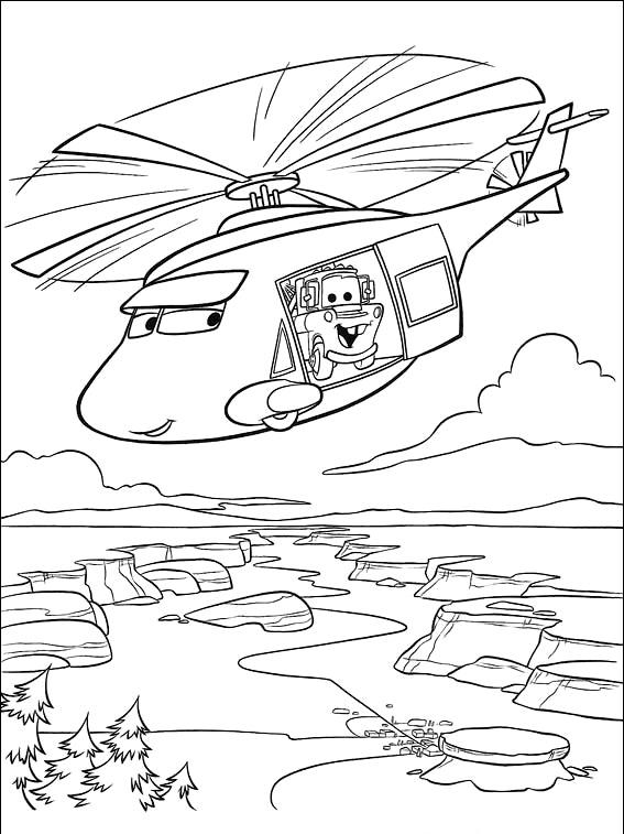 Bucsa In Elicopterul De La Dinoco