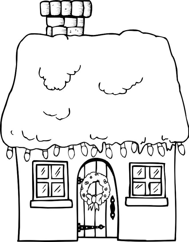 Casa de Craciun