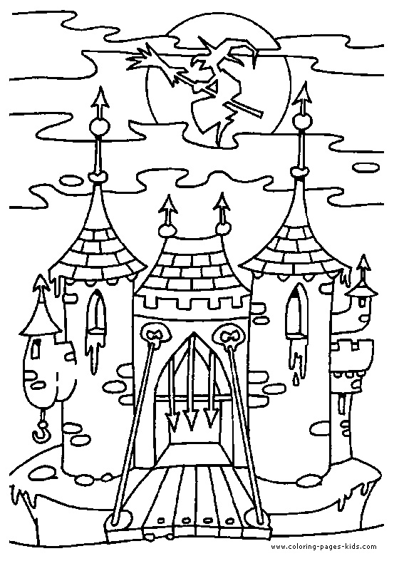 Castel de Halloween