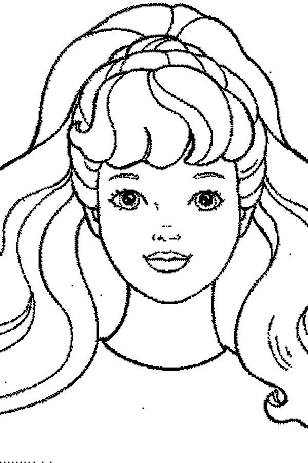 Chipul lui Barbie