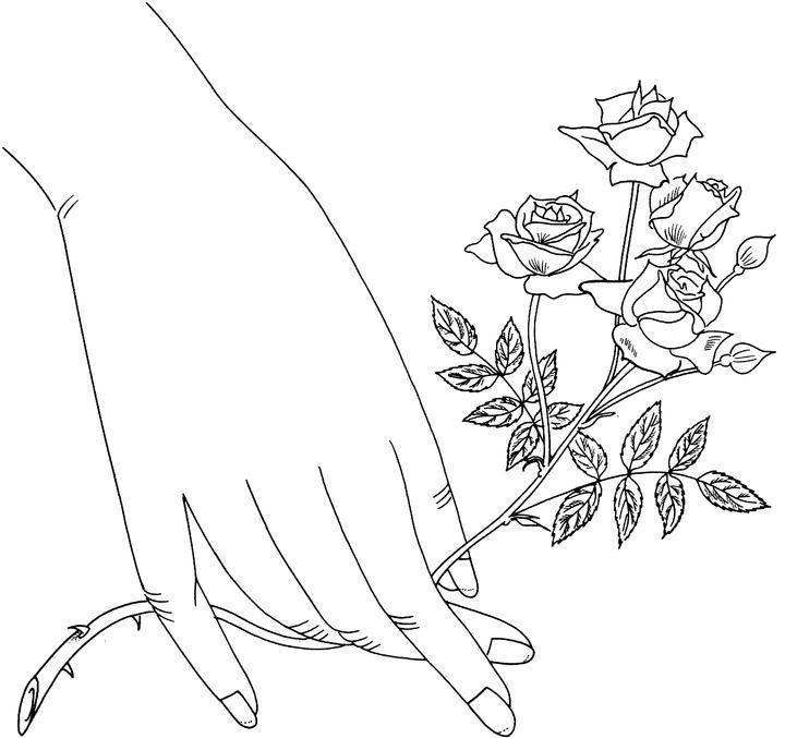 La cules de trandafiri
