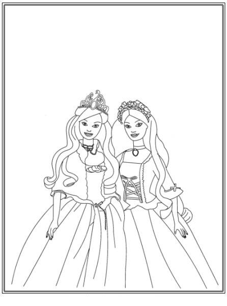 Doua Printese