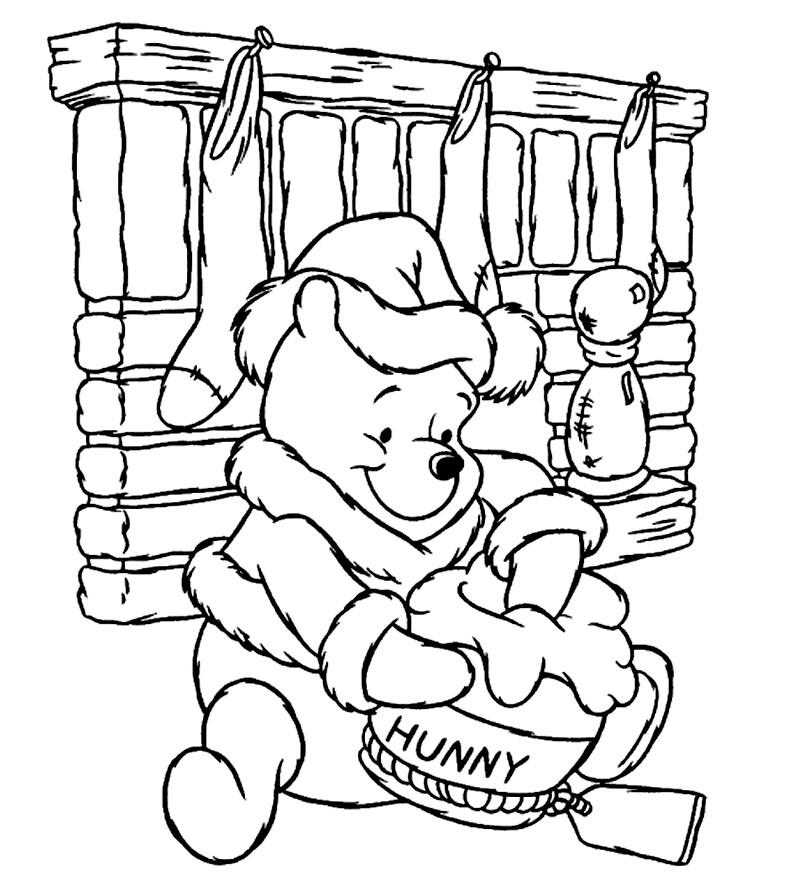 Craciun cu Winnie de plus