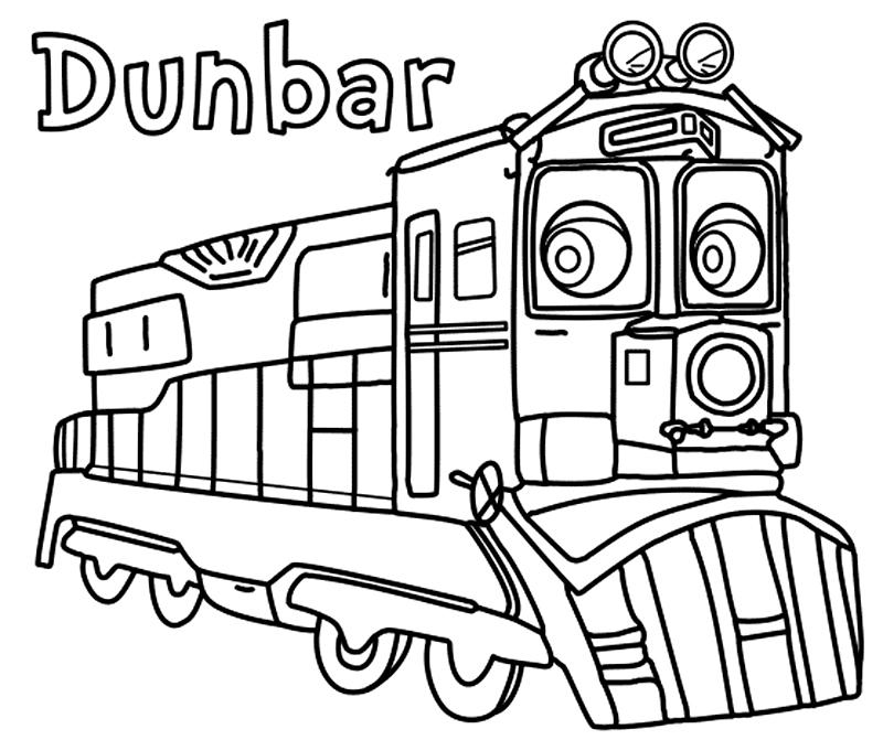 Trenul Dunbar
