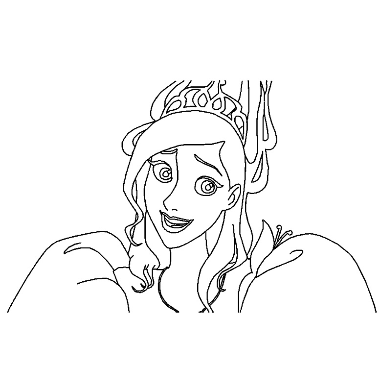 Giselle din povestea Enchanted