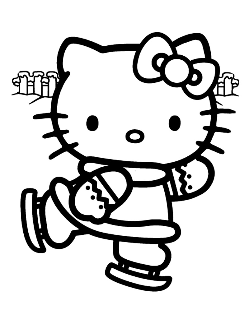 chococat coloring pages - photo#29